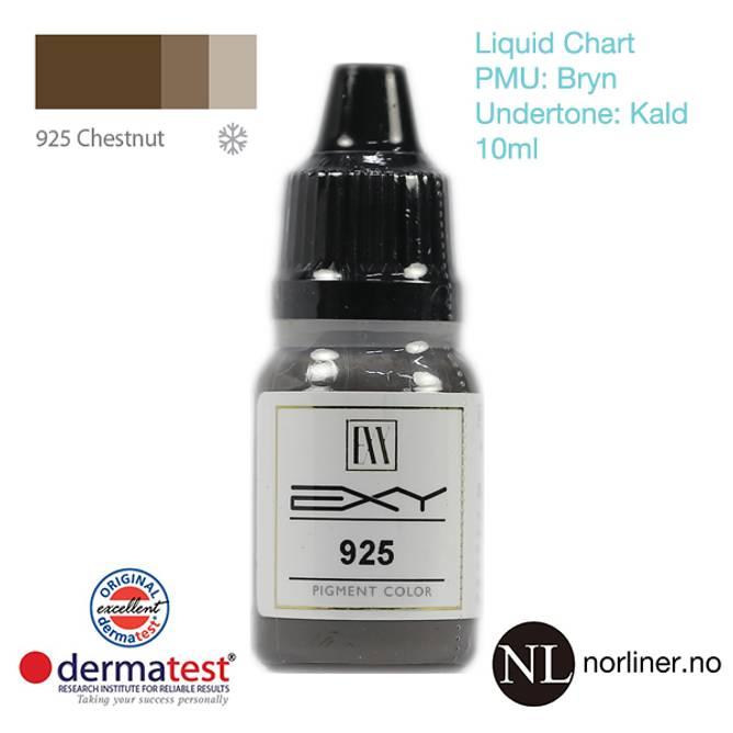 Bilde av MT-EXY #925 Chestnut til PMU Bryn [Liquid Chart]