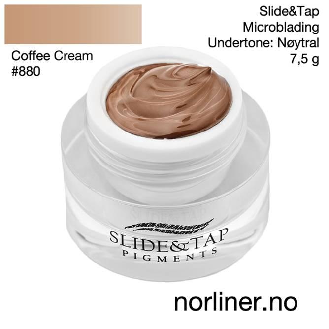 Bilde av LB-SLIDE&TAP #880 Coffee Cream 7,5g