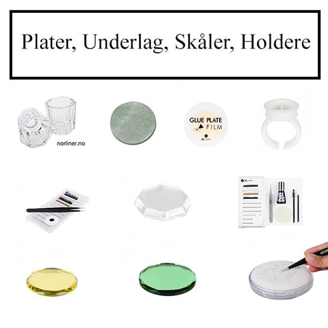 Bilde av Plater, Underlag, Skåler,Holdere