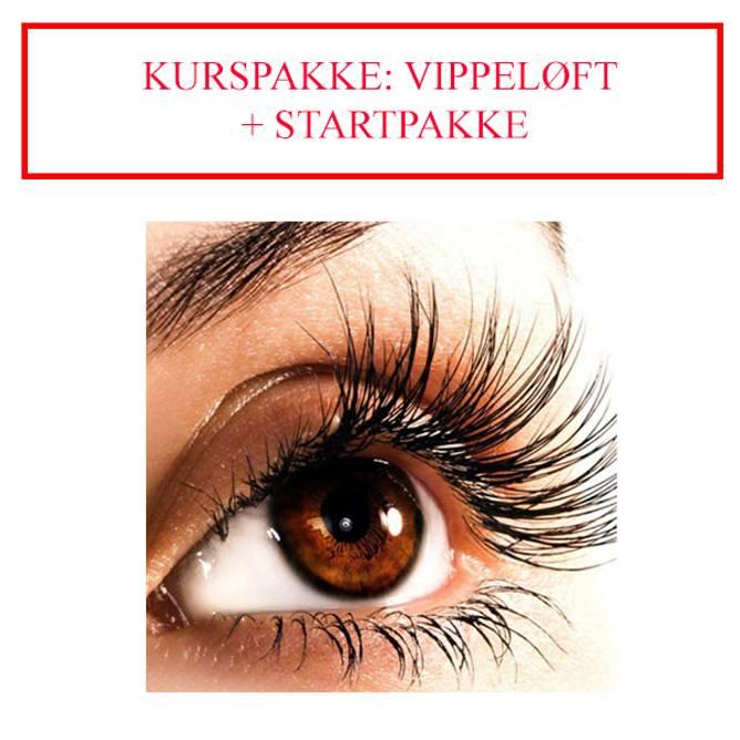 Bilde av KURSPAKKE: VIPPELØFT + STARTPAKKE